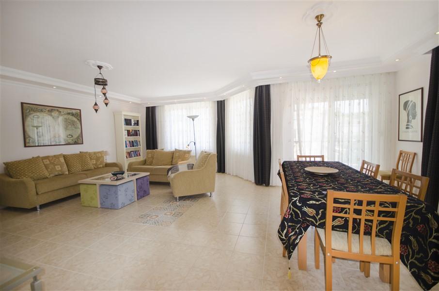 Меблированная квартира 3+1 в центре Алании - Фото 18