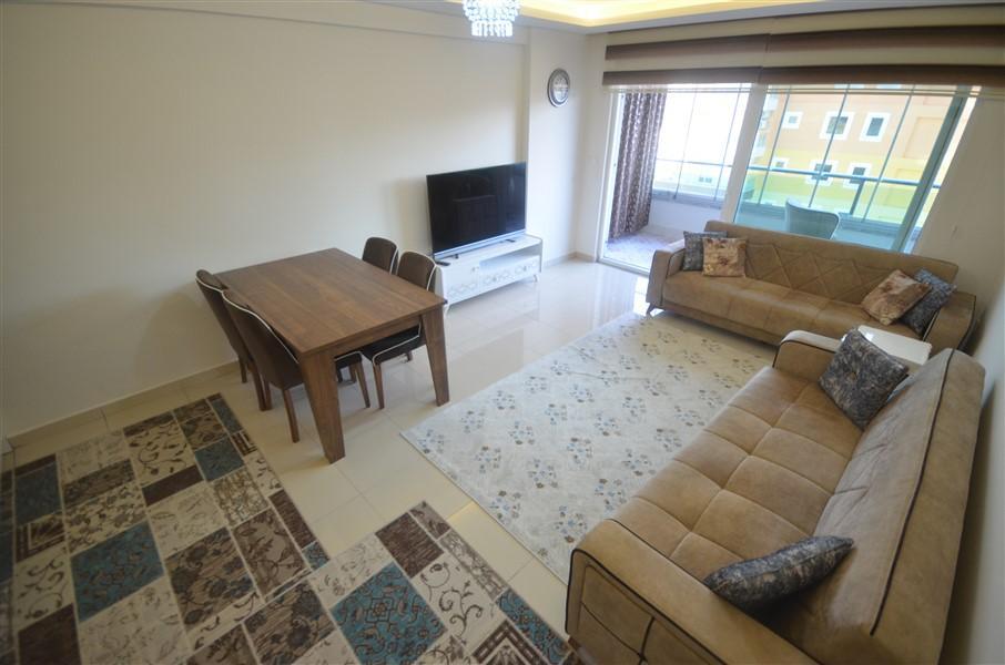 Просторная меблированная квартира 1+1 в Махмутларе в 250 метрах от моря - Фото 5