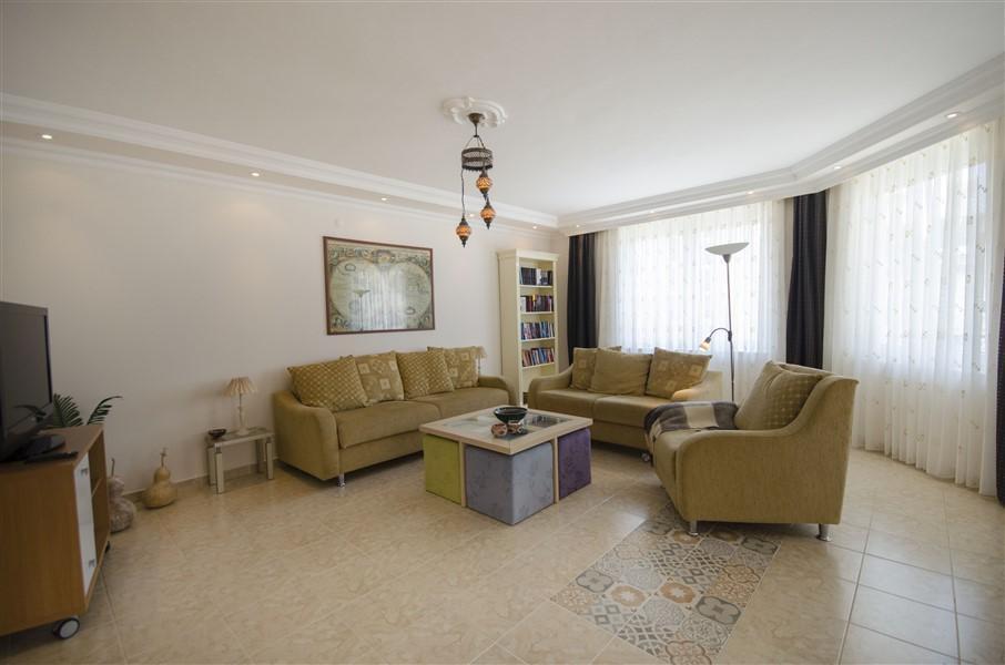 Меблированная квартира 3+1 в центре Алании - Фото 19