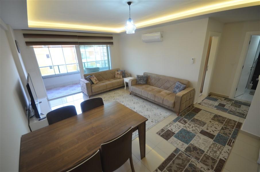 Просторная меблированная квартира 1+1 в Махмутларе в 250 метрах от моря - Фото 3