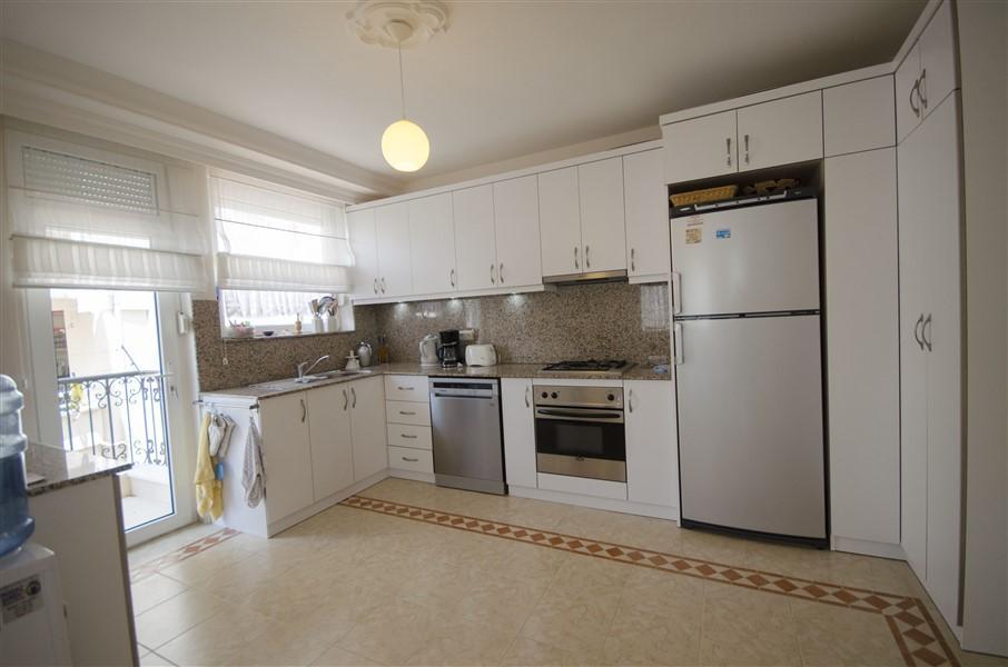 Меблированная квартира 3+1 в центре Алании - Фото 23
