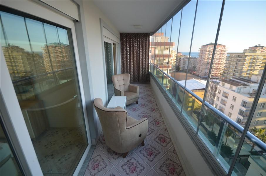 Просторная меблированная квартира 1+1 в Махмутларе в 250 метрах от моря - Фото 15