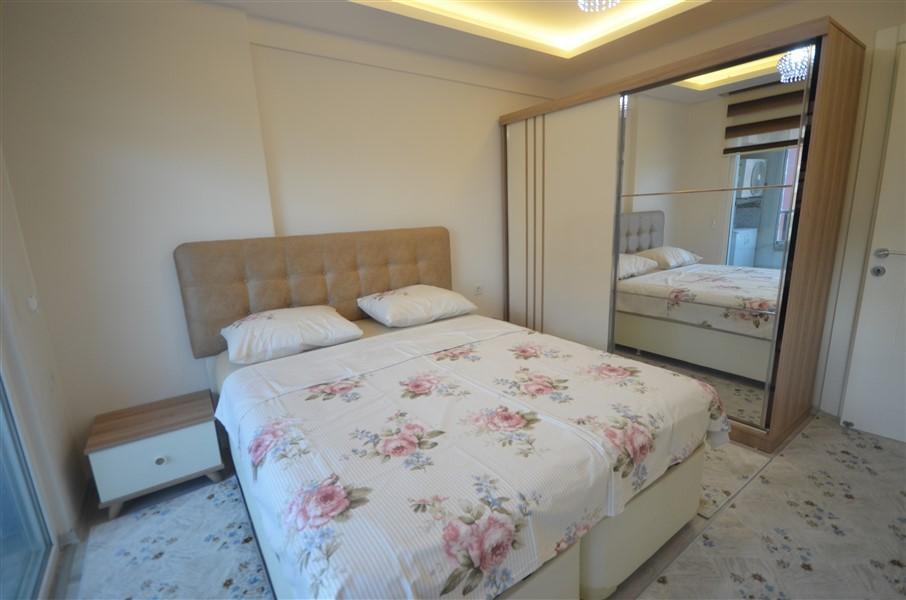 Просторная меблированная квартира 1+1 в Махмутларе в 250 метрах от моря - Фото 18