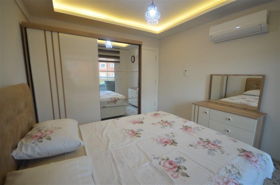Просторная меблированная квартира 1+1 в Махмутларе в 250 метрах от моря - Фото 19