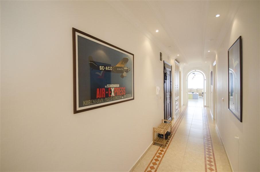 Меблированная квартира 3+1 в центре Алании - Фото 31