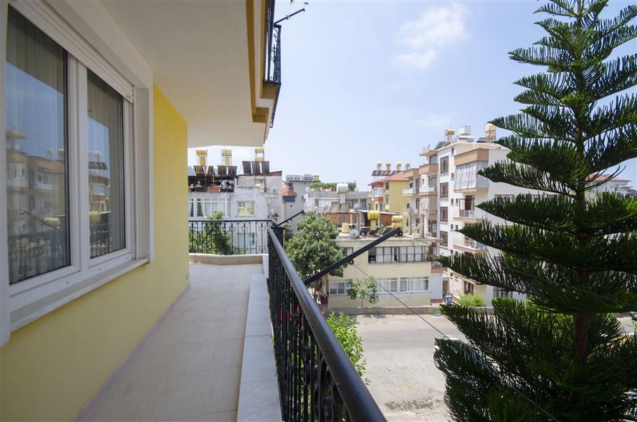 Меблированная квартира 3+1 в центре Алании - Фото 41