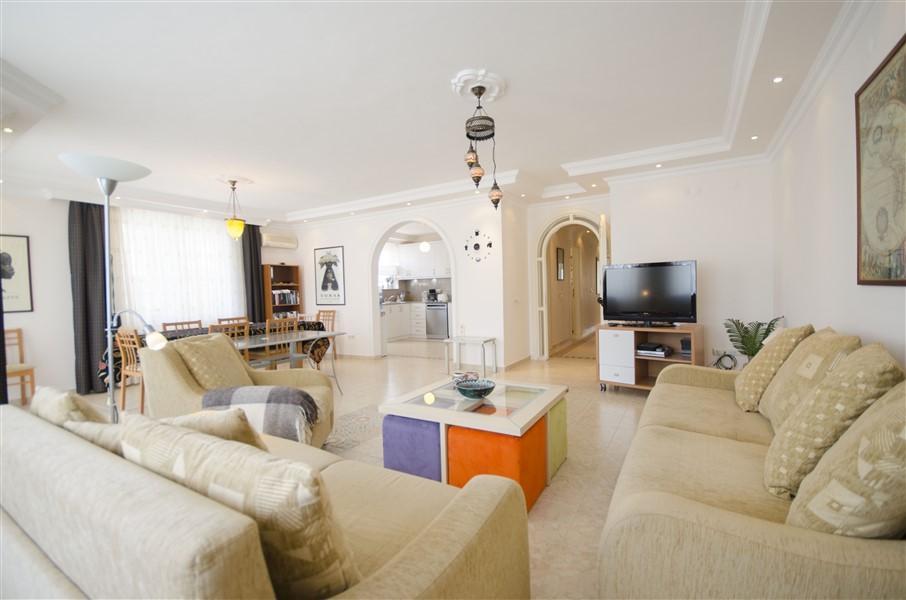 Меблированная квартира 3+1 в центре Алании - Фото 42