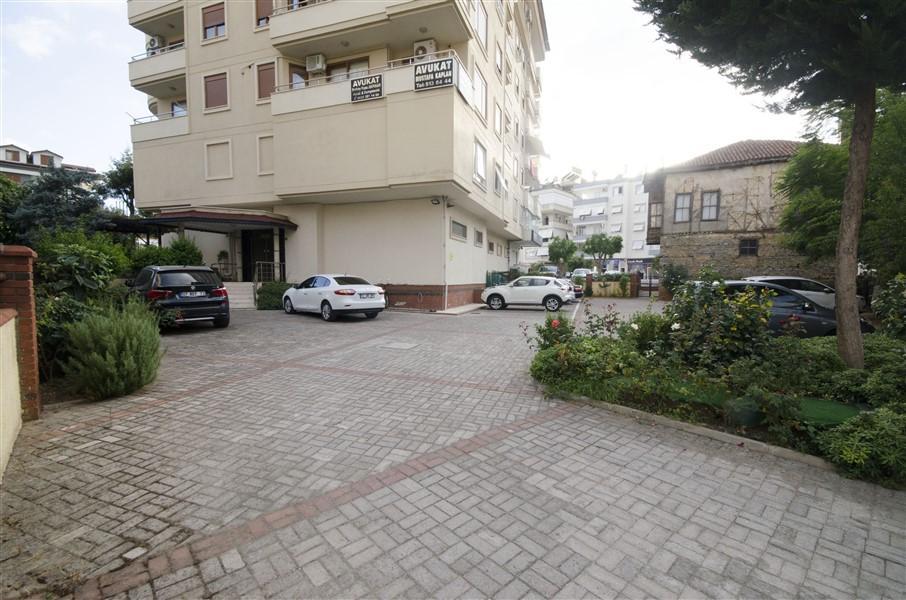 Просторная квартира 3+1 в самом центре Алании - Фото 21