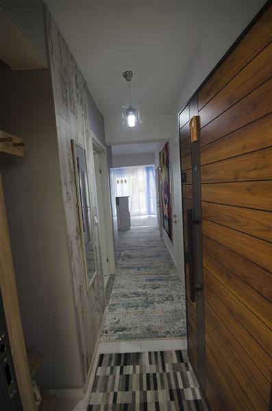 Квартира 2+1 на первой береговой линии в Махмутларе 50 метров до моря - Фото 13