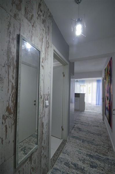 Квартира 2+1 на первой береговой линии в Махмутларе 50 метров до моря - Фото 14