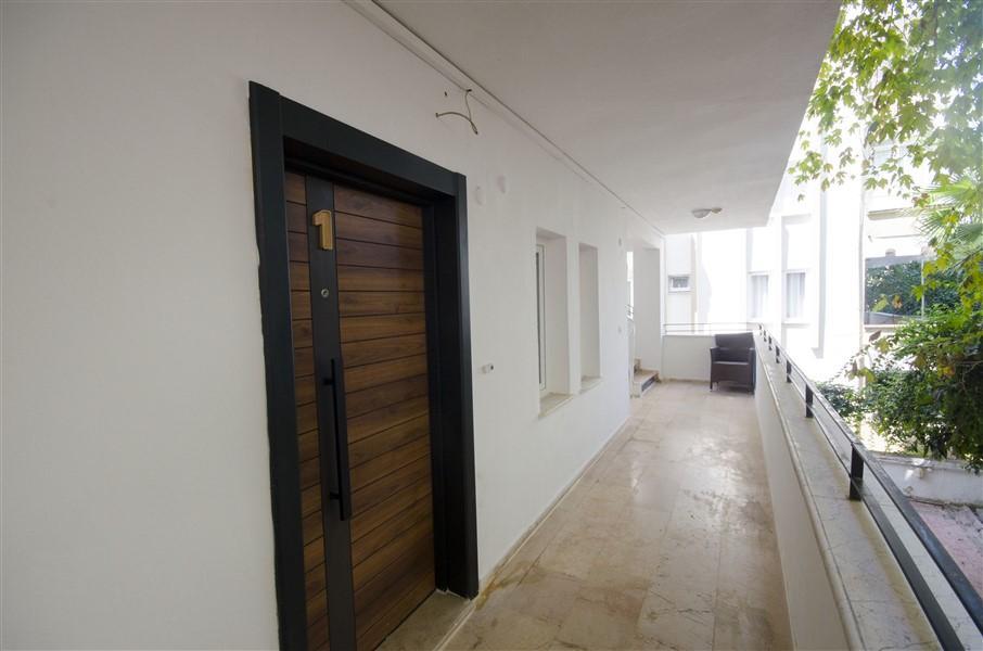 Квартира 2+1 на первой береговой линии в Махмутларе 50 метров до моря - Фото 4