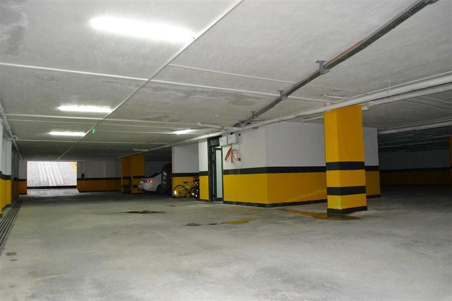 Квартира 1+1 на первой береговой линии в Махмутларе - Фото 17