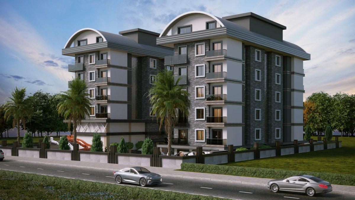 Новый и современный комплекс в экологически чистом районе Каргыджак - Фото 1