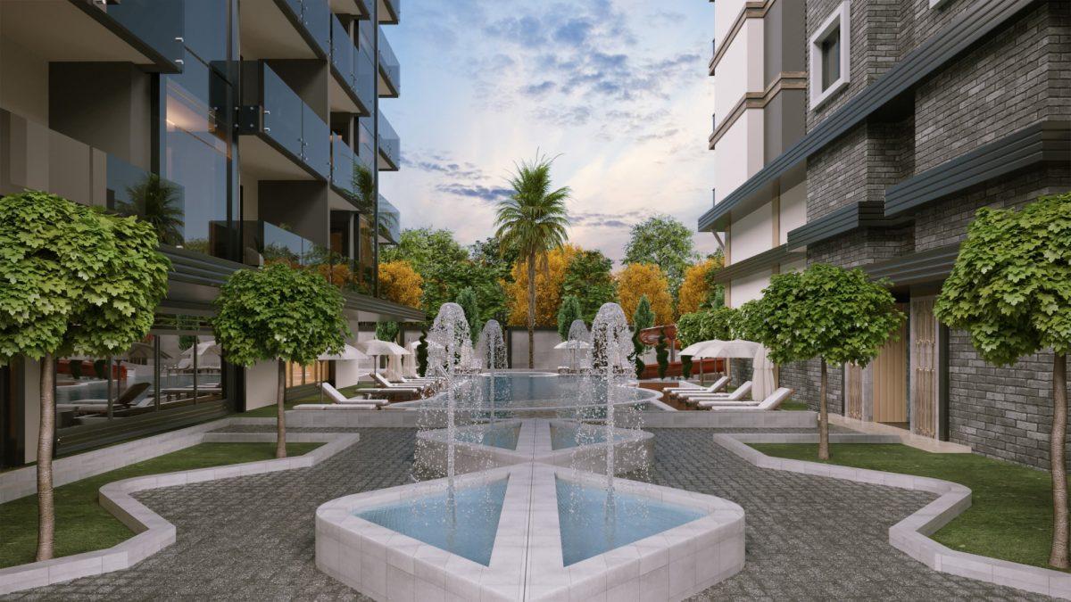 Новый и современный комплекс в экологически чистом районе Каргыджак - Фото 8