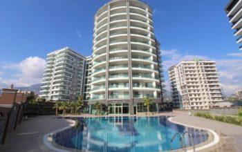 Двухкомнатная квартира с видом на море