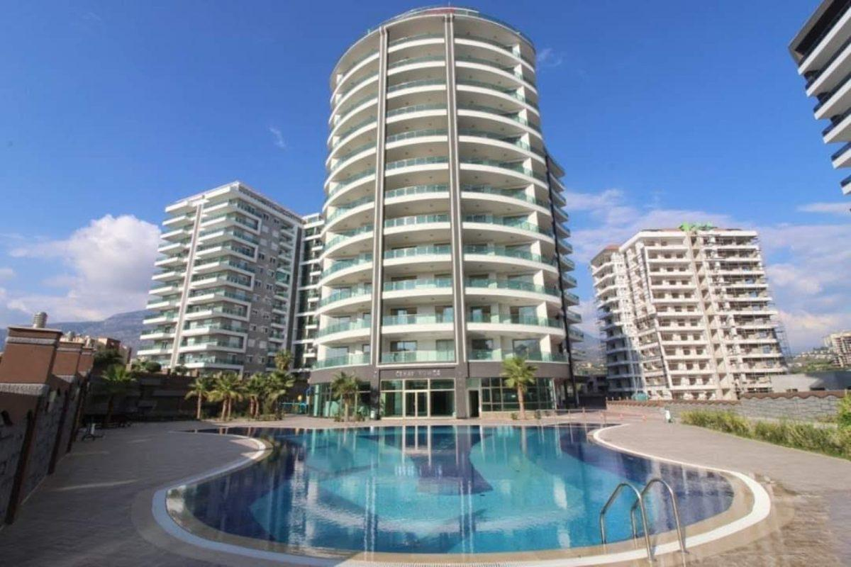 Двухкомнатная квартира с видом на море - Фото 1