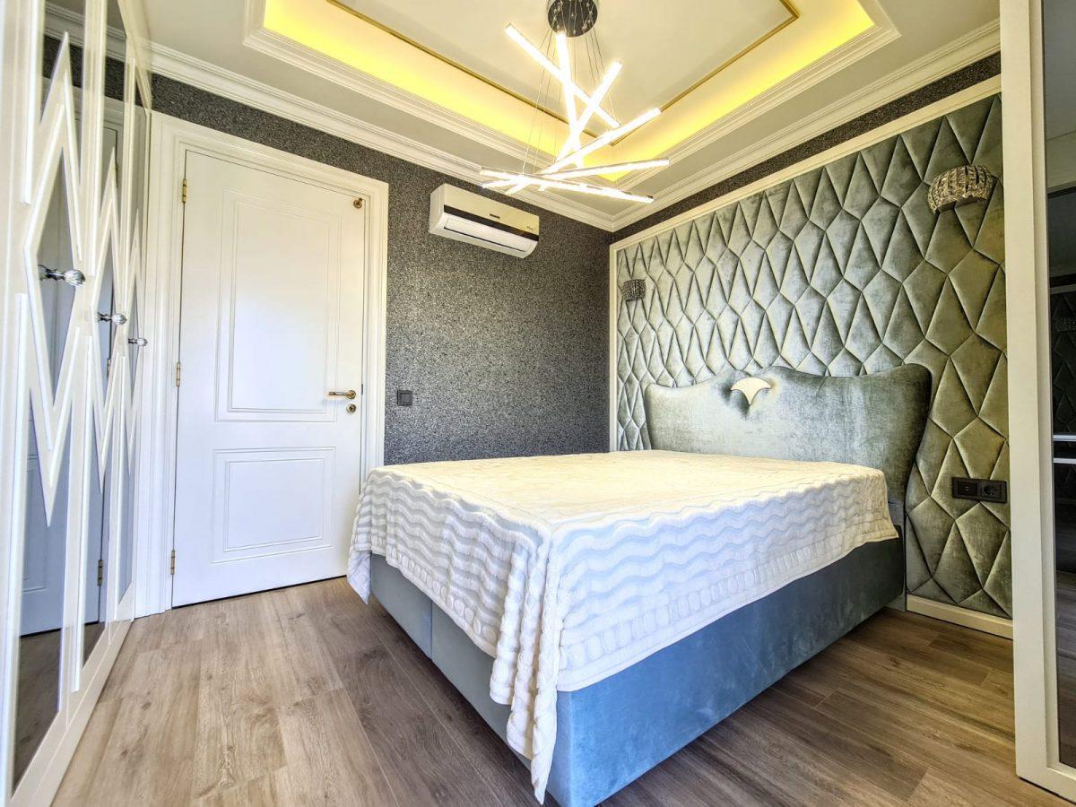 Квартира 2+1 в комплексе люкс в Алании - Фото 1