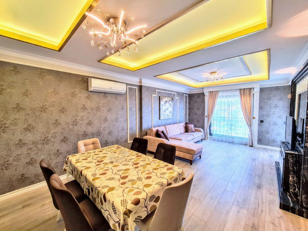 Квартира 2+1 в комплексе люкс в Алании - Фото 2