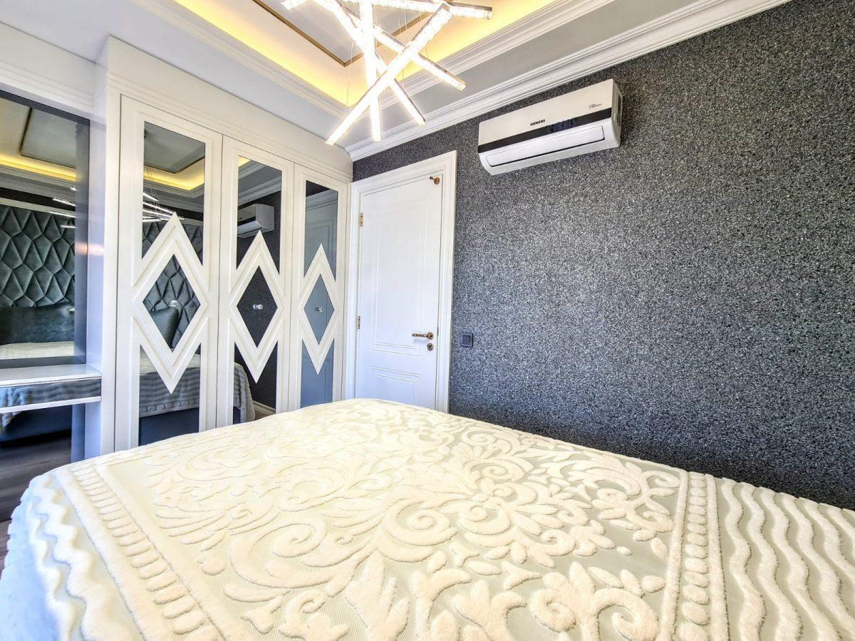 Квартира 2+1 в комплексе люкс в Алании - Фото 7