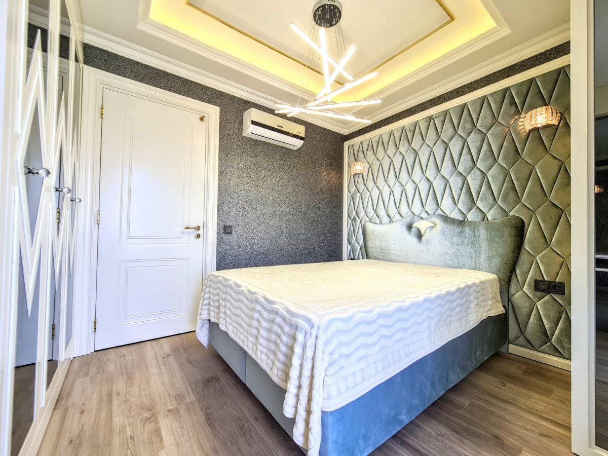 Квартира 2+1 в комплексе люкс в Алании - Фото 8