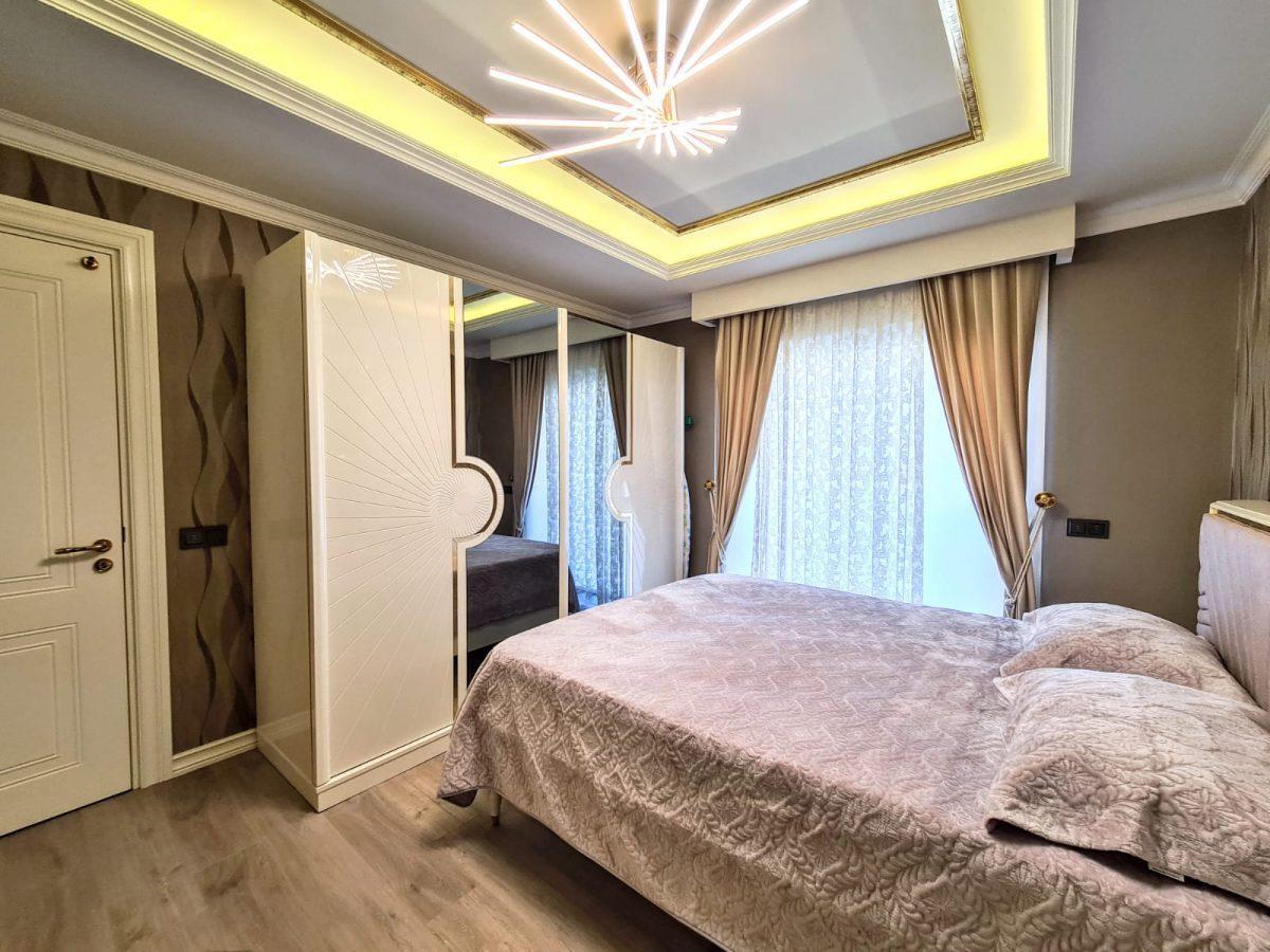 Квартира 2+1 в комплексе люкс в Алании - Фото 15