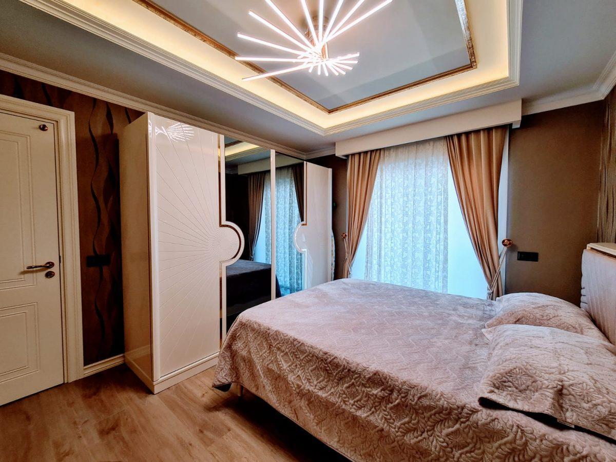 Квартира 2+1 в комплексе люкс в Алании - Фото 18