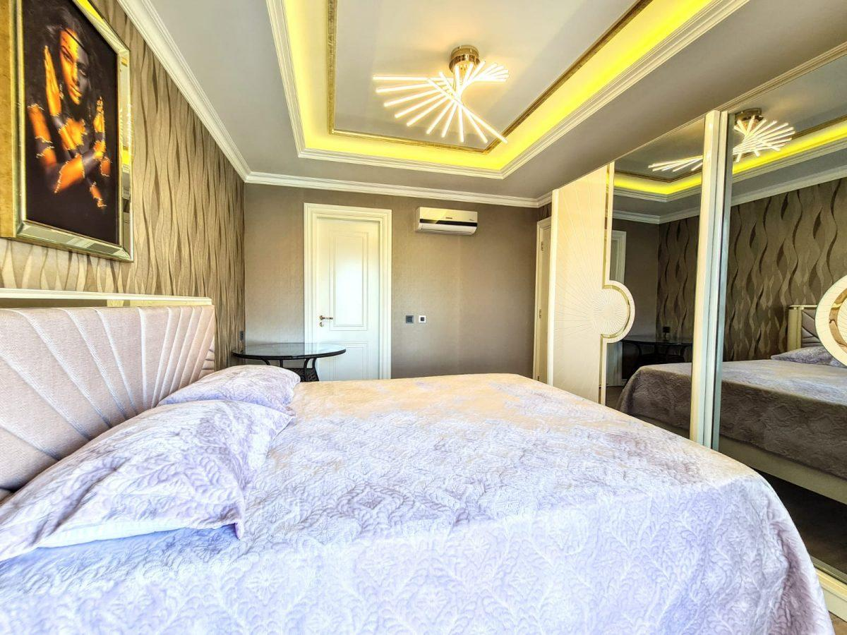 Квартира 2+1 в комплексе люкс в Алании - Фото 21