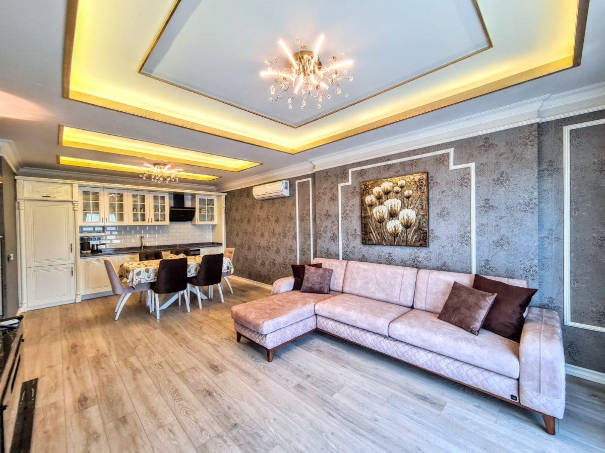 Квартира 2+1 в комплексе люкс в Алании - Фото 26