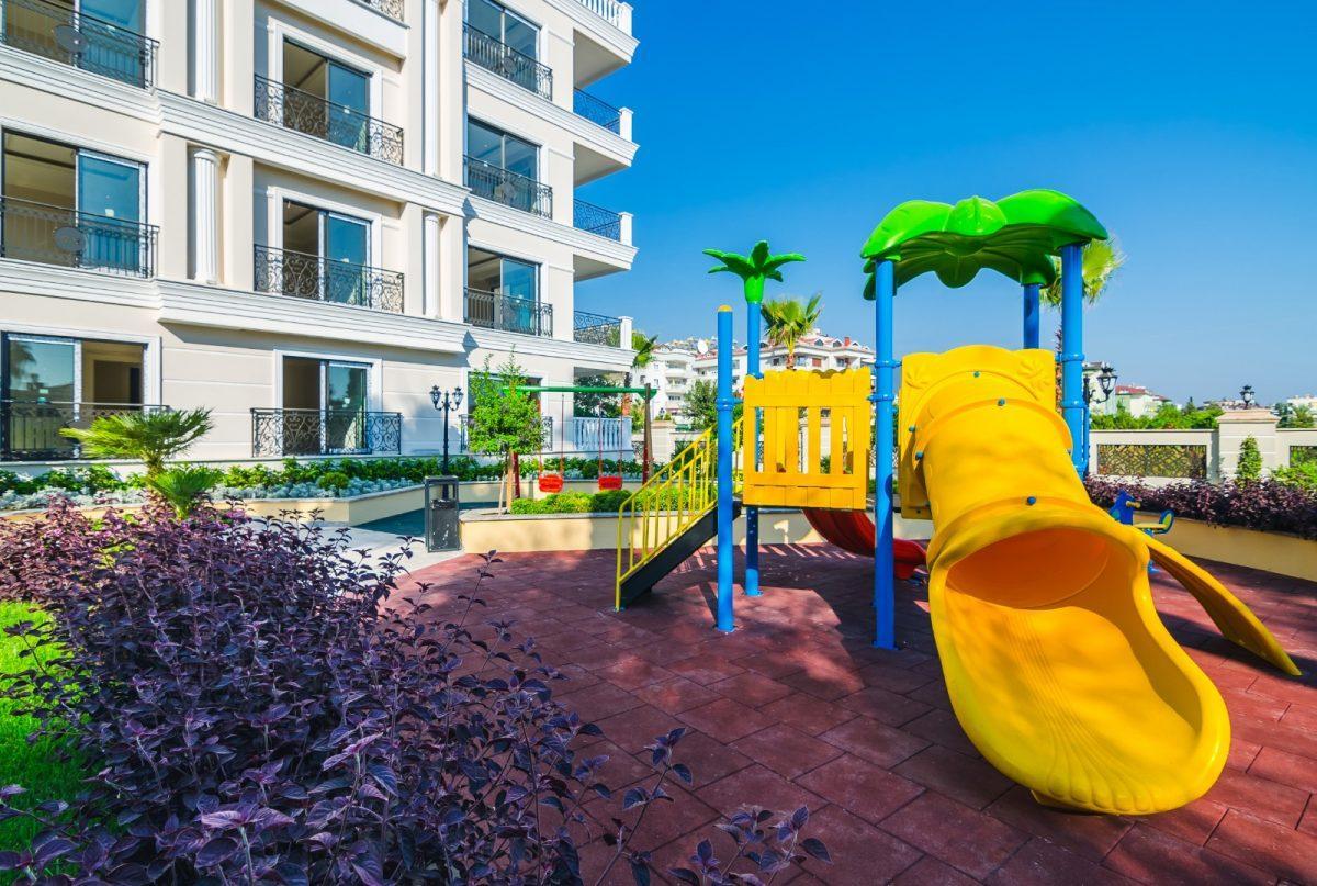 Квартира 2+1 в комплексе люкс в Алании - Фото 50
