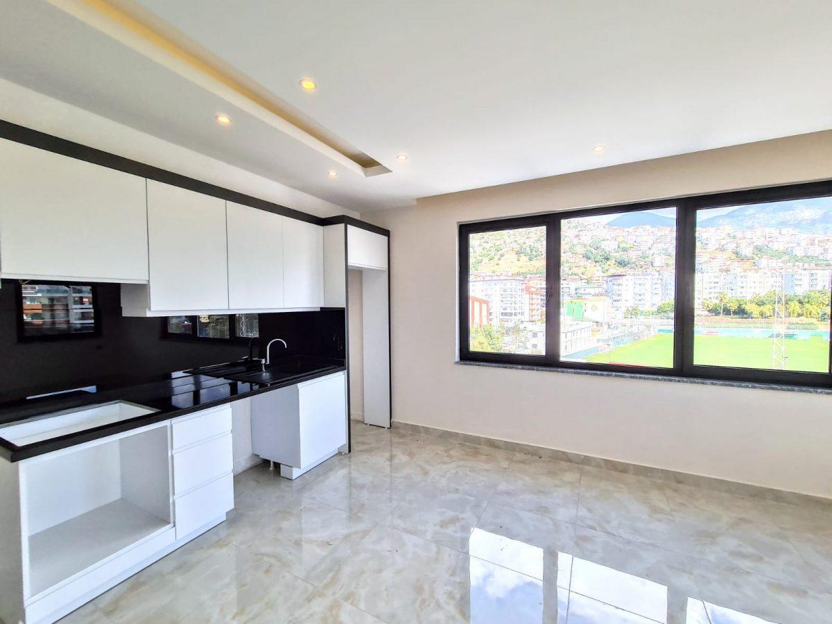 Новая трехкомнатная квартира в центре Алании - Фото 22