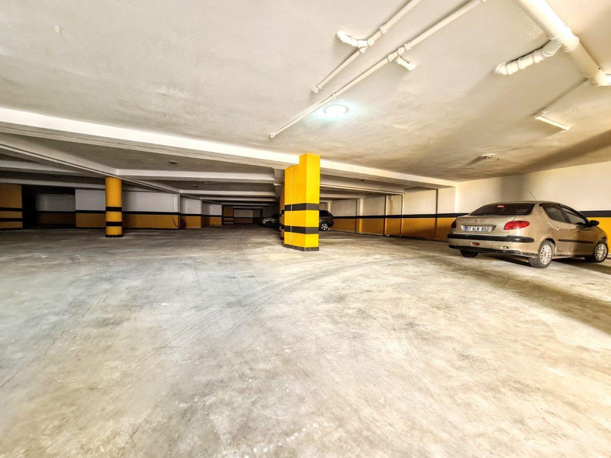 Новая трехкомнатная квартира в центре Алании - Фото 8