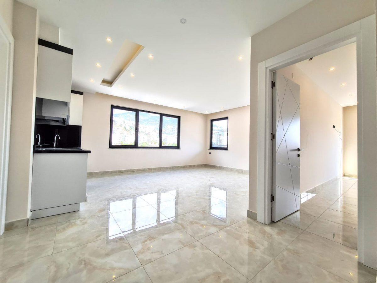 Новая трехкомнатная квартира в центре Алании - Фото 17
