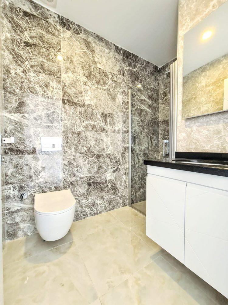 Новая трехкомнатная квартира в центре Алании - Фото 16
