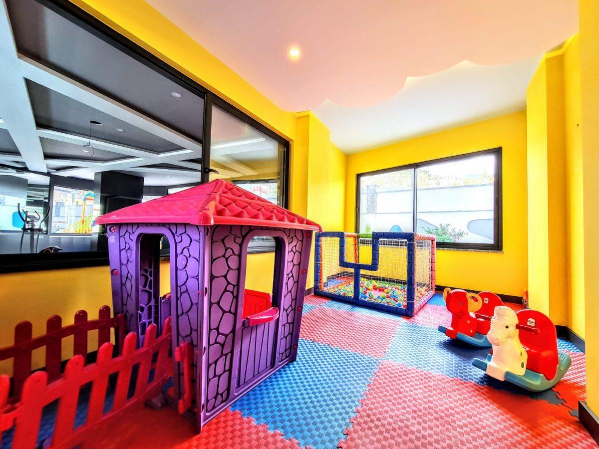 Новая трехкомнатная квартира в центре Алании - Фото 5