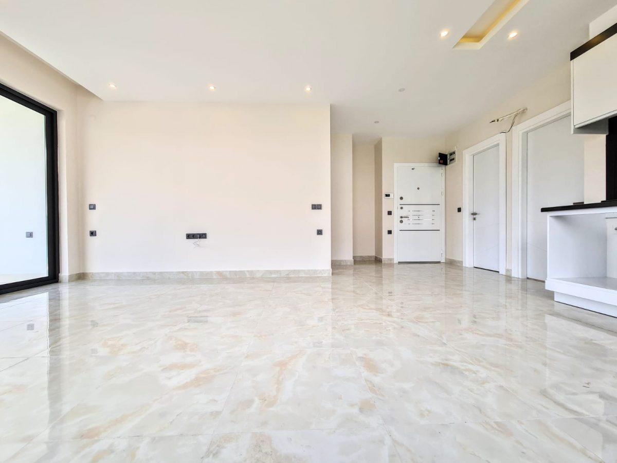 Новая трехкомнатная квартира в центре Алании - Фото 13