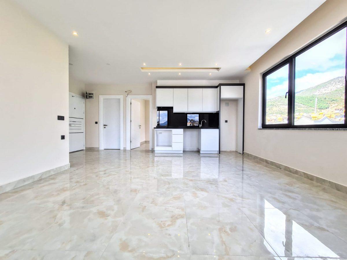 Новая трехкомнатная квартира в центре Алании - Фото 11