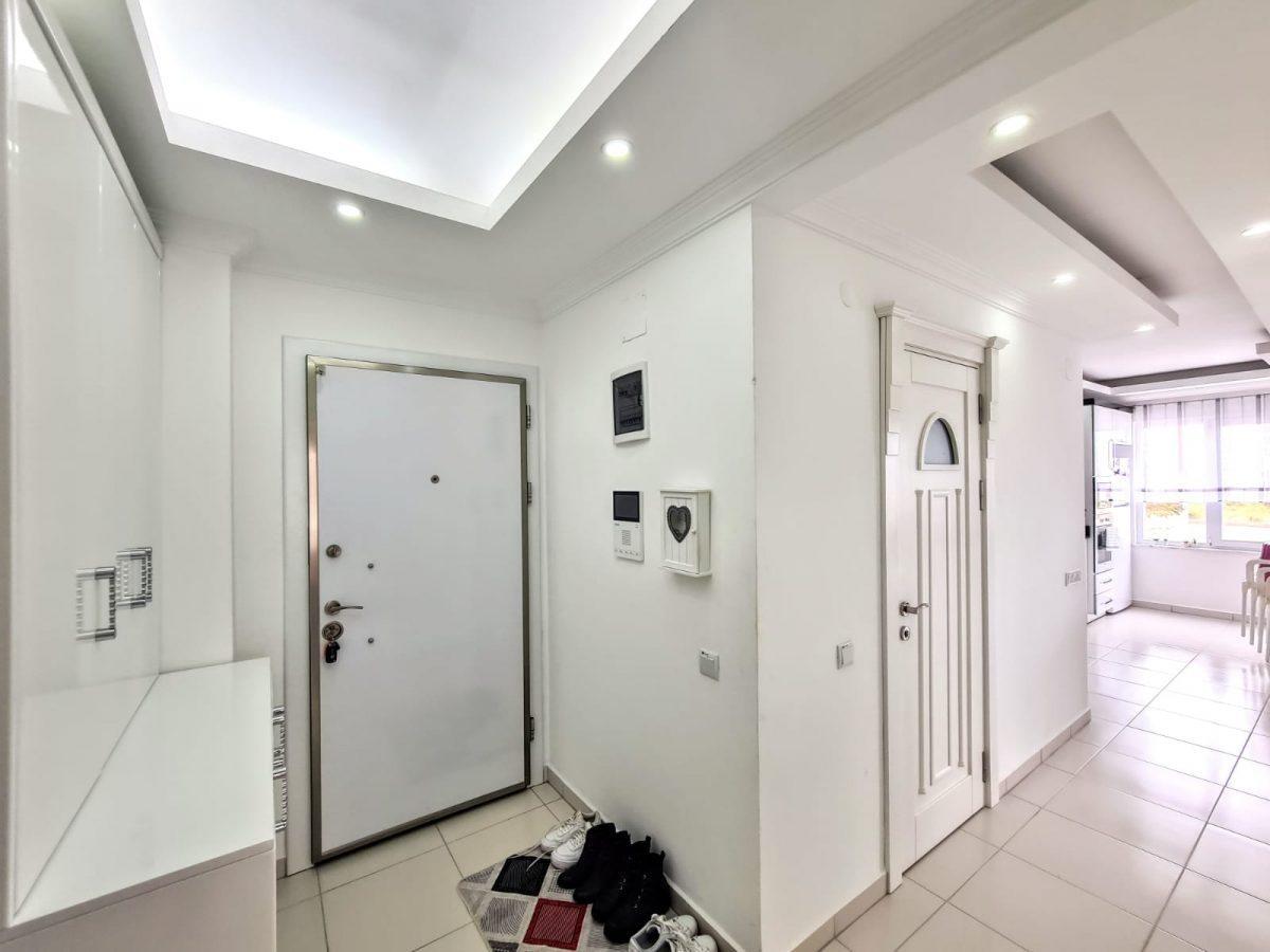 Меблированная квартира 2+1 в Авсалларе - Фото 8