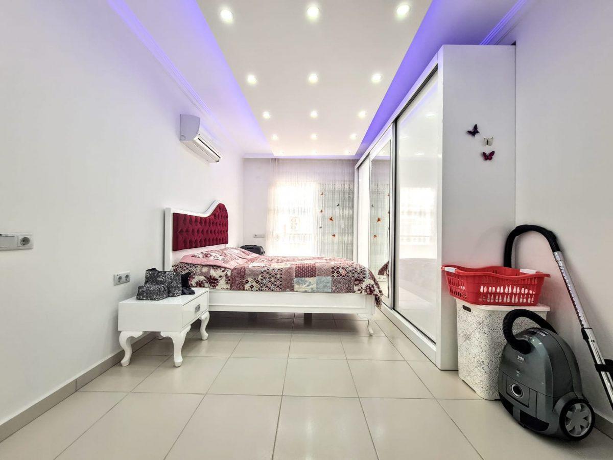 Меблированная квартира 2+1 в Авсалларе - Фото 9