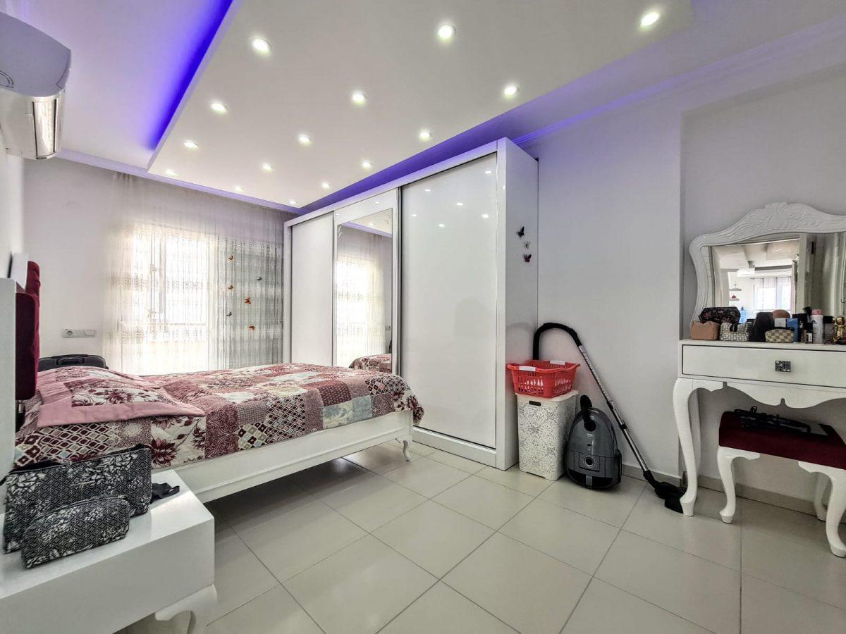 Меблированная квартира 2+1 в Авсалларе - Фото 10