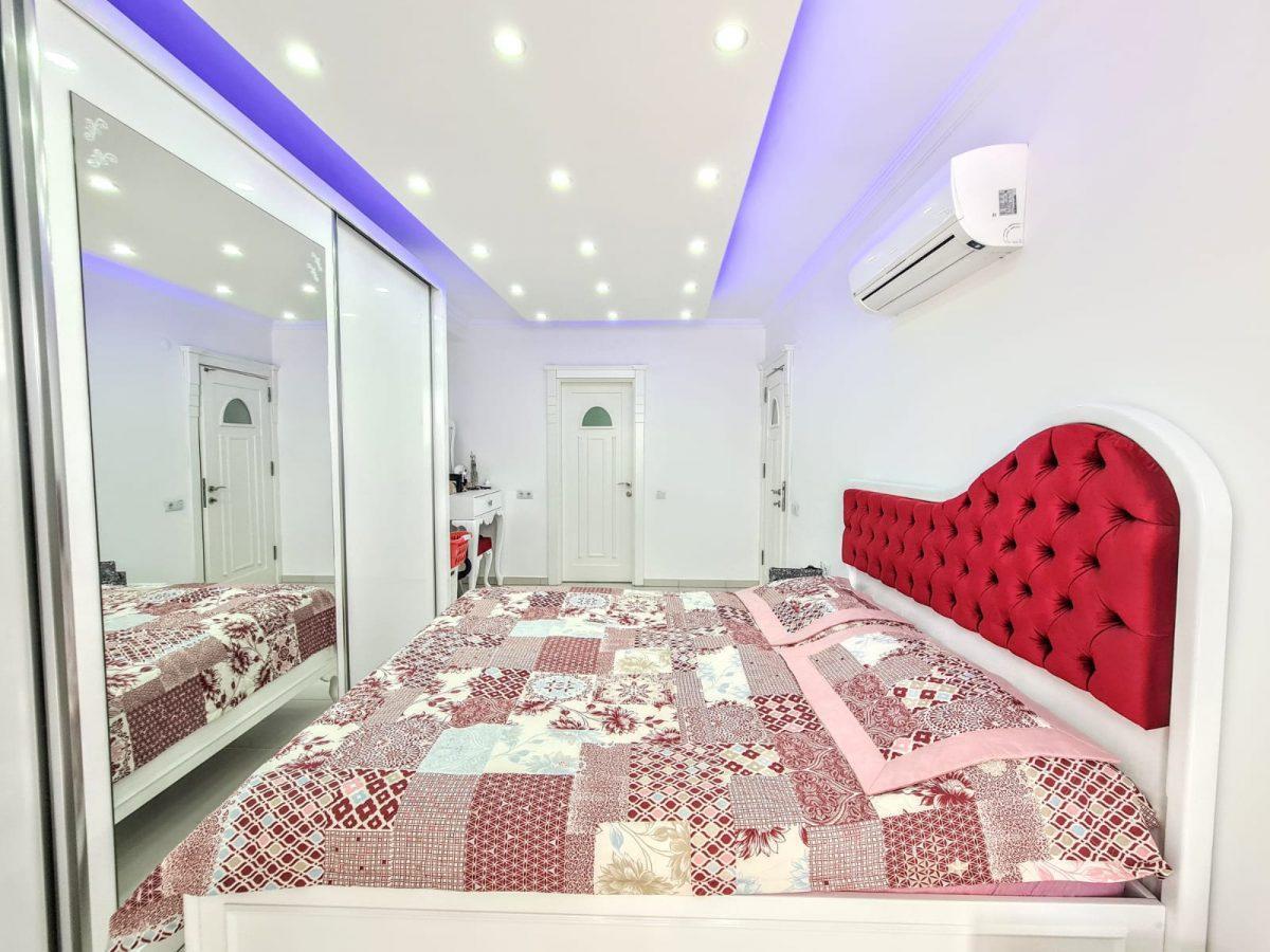 Меблированная квартира 2+1 в Авсалларе - Фото 11
