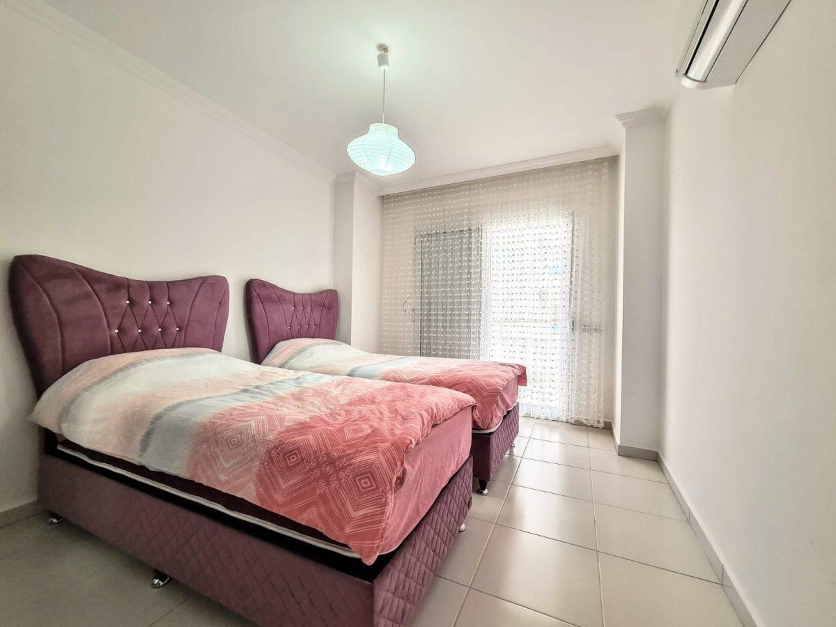Меблированная квартира 2+1 в Авсалларе - Фото 12