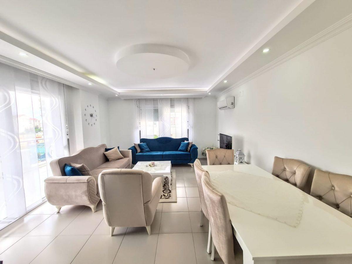 Меблированная квартира 2+1 в Авсалларе - Фото 3