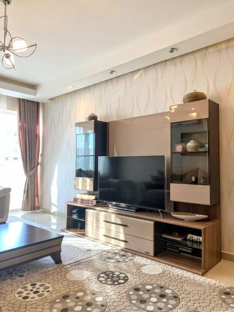 Просторная квартира 2+1 в известном комплексе в Махмутларе - Фото 25