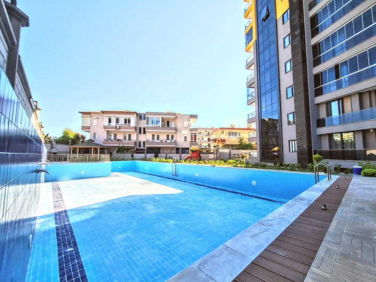 Квартира 3+1 в новом комплексе в Махмутларе - Фото 27