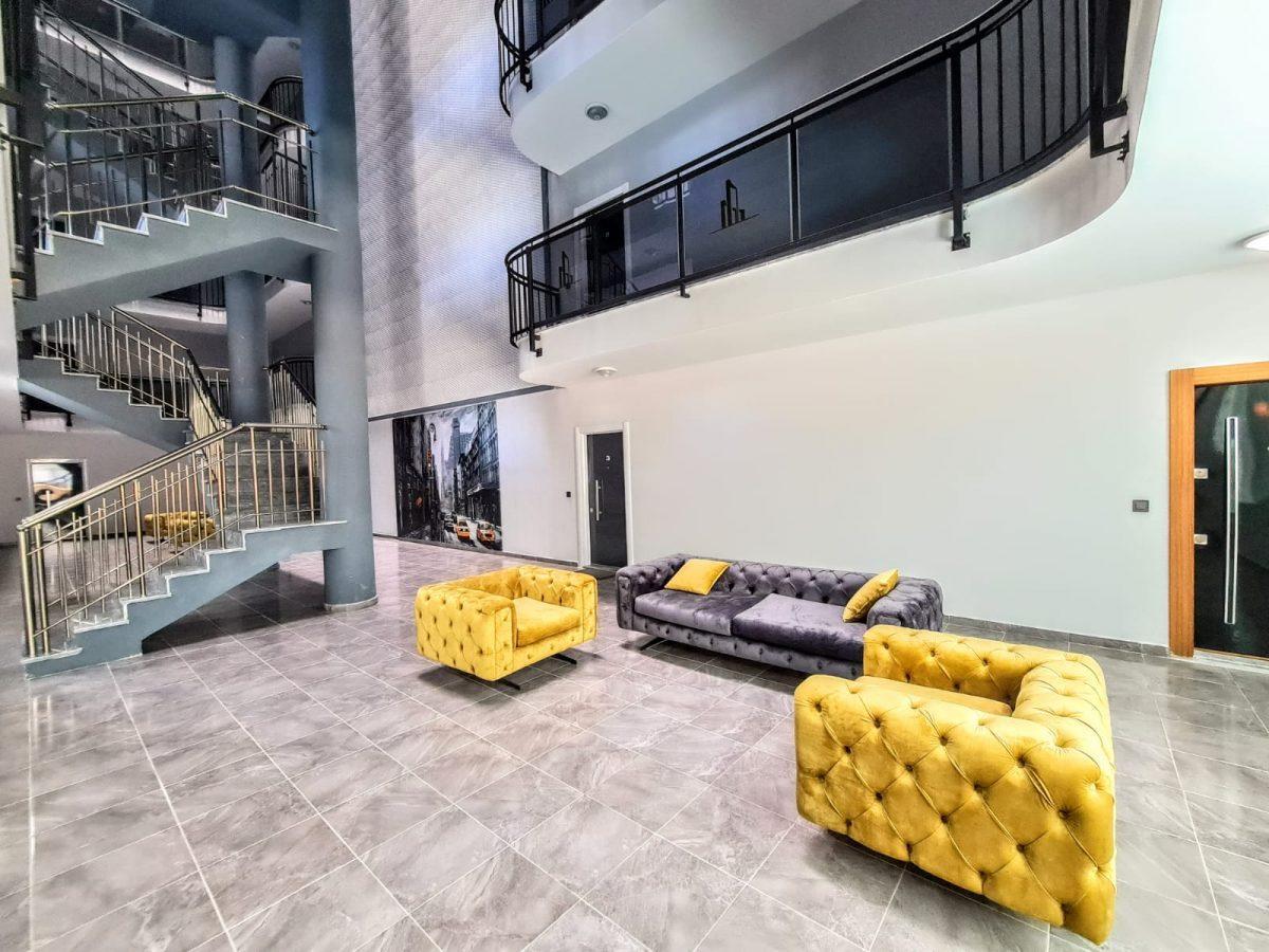 Квартира 3+1 в новом комплексе в Махмутларе - Фото 3