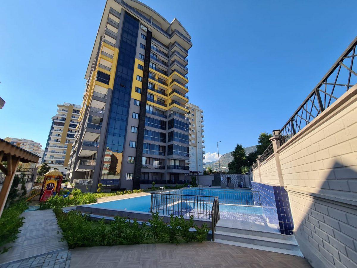 Квартира 3+1 в новом комплексе в Махмутларе - Фото 1