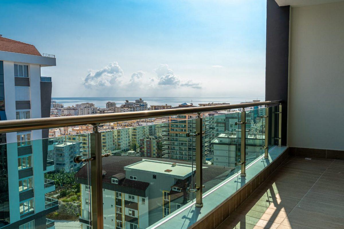 Двухкомнатная квартира с видом на море - Фото 12