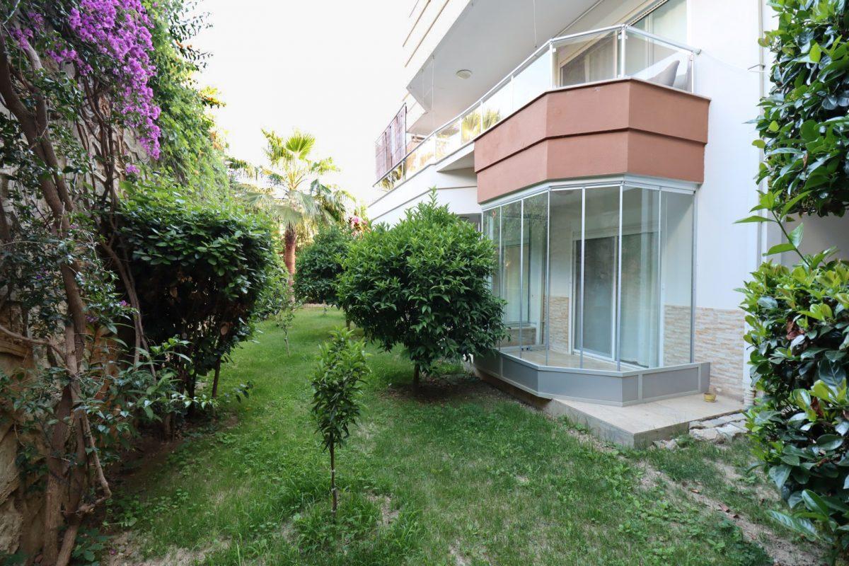 Просторная квартира с выходом в сад в районе Конаклы - Фото 3