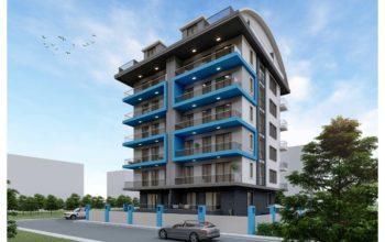 Новый жилой комплекс в популярном русскоязычном районе Махмутлар