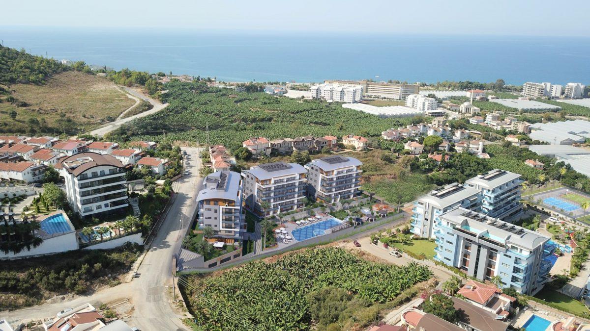 Новый жилой комплекс в экологически чистом районе Каргыджак - Фото 6